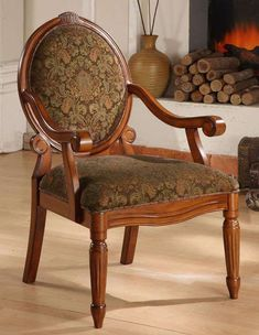 Accent Chairs For Living Room Deco Chair Occasional With Arms Dining Living New #AccentChairs #ContemporaryTraditional