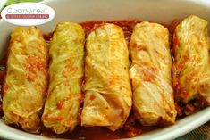 Ukranian cabbage rolls are delicious served with sour cream. Ukrainian Cabbage Roll Recipe Rice Holubtsi Recipe from Grandmothers Kitchen. Go Ukraine Ukrainian Recipes, Russian Recipes, Ukrainian Food, Ukrainian Cabbage Rolls, Beef Recipes, Cooking Recipes, Grandmothers Kitchen, Cabbage Rolls Recipe, Good Food