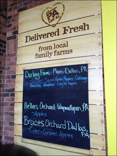 "3 Leading Ideas for ""Local"" Fresh Produce Signage Examples for Independent Fresh Produce Markets & Grocers"