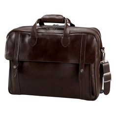 Anniversary Leather Briefcase  #leather #briefcase