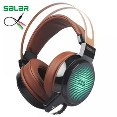 Gaming Headset Wired PC Stereo Earphones Headphones With Microphone For Computer - Gaming Headphones - Ideas of Gaming Headphones - Gaming Headset Wired PC Stereo Earphones Headphones With Microphone For Computer Price : Bass Headphones, Headphones With Microphone, Headphone With Mic, Sports Headphones, Pc Computer, Wireless Headphones, Best Gaming Headset, Best Gaming Laptop, Deep