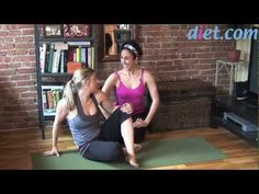 2-Exercise Workout for Abs exercise