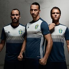 Sweden Away Shirt, Euro 2016