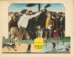Lobby Card from the film The Knockout