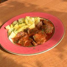 Tokáň z diviaka Beef, Food, Meat, Essen, Ox, Ground Beef, Yemek, Steak, Meals