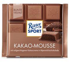 RITTER SPORT Kako-Mousse