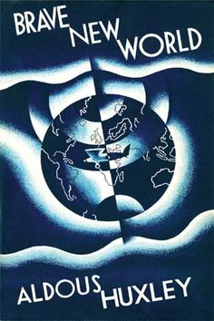 banned book alert! brave new world by aldous huxley #bannedbooksweek