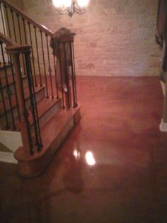 photo gallery stained concrete   Home - UNIQUE CONCRETE STAINING & ENGRAVING