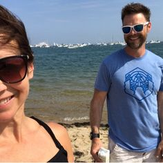 Was it really just two weeks ago that we were on vacation? . We always plan such whirlwind trips but theyre packed with fun! Missing the beaches in Cape Cod (and missing my partner-in-crime whos on his own whirlwind work trip to NY)  . . #wbw #waybackwednesday #beach #vacation #couple #goals #letsgoback #capecod #travel #alwaysanadventure