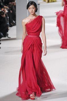 Défilé Elie Saab Printemps-été 2011 Haute couture | Le Figaro Madame