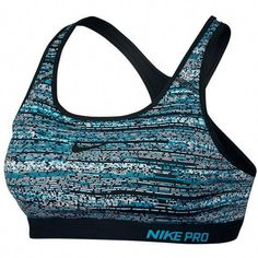 61639051824 Nike Pro Classic Padded Static Women s Sports Bra offers medium support for  a variety of training activities. It s made with Dri-FIT fabric and is  lightly ...