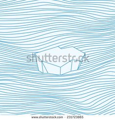 Iceberg - stock photo