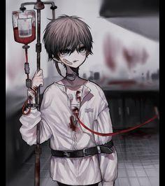 Best Picture For abdomen normal F. Dark Anime, Manga, Blood In Water, Dark Art Illustrations, Sad Art, Amazing Drawings, Tsundere, Cute Anime Guys, Creepy Cute