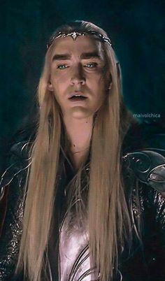Lee Pace - Thranduil, elven king of Mirkwood