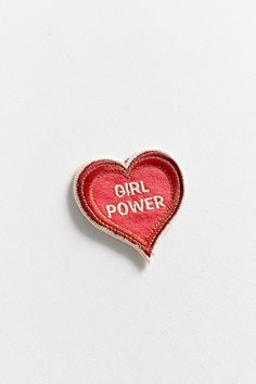 Patch Ya Later Girl Power Patch