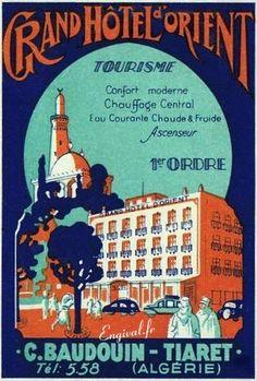 Affiches Algérie plus