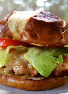 Creole Honey Mustard Chicken Sandwiches