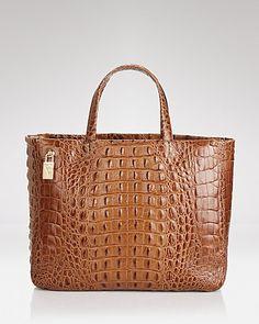 Furla Tote - Urban Croc Embossed - Premium Designers - Boutiques - Handbags - Bloomingdale's