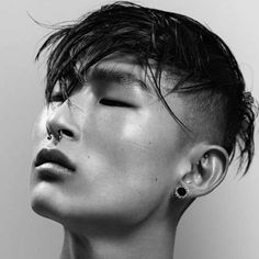 Short Korean Men Hairstyles