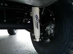 #ProComp rear suspension for #JKU
