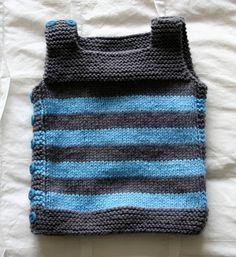 Twenty Cent Mixture: Pebble baby vest