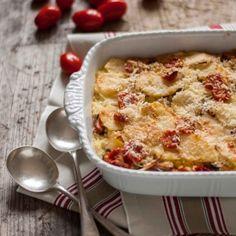 Tiella recipe from Puglia (in italian)