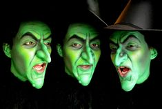 Halloween Witch Makeup Tutorials That Are Truly Terrifying Halloween 19 Costume Halloween, Wicked Witch Costume, Halloween Makeup Witch, Scary Witch, Evil Witch, Witch Makeup, Witch Costumes, Halloween Looks, Diy Halloween