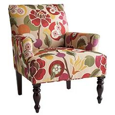 Liliana Armchair - Bold Floral from Pier 1