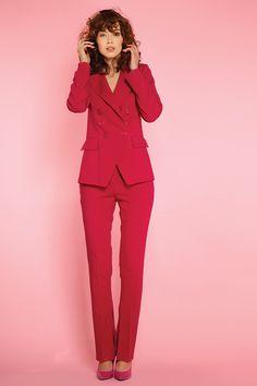 #furelle #furellefashion #furellestyle #style #fashion #designer #fashiondesigner #takaja #beyourself #woman #womanfashion #fashionity #womanity #womanhood #takaja #womandress #fuschia #suit Elle Fashion, Womens Fashion, Peplum Dress, Jumpsuit, Colours, Suits, Woman, Fashion Design, Dresses