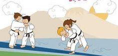 """La """"Primavera del judo"""" in scena al Palaveliero di San Giorgio a Cremano   http://www.lagazzettadicercola.it/?p=20459"""