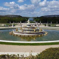 #Wersal #Paris #France #Versailles #MariaAntonina  #LudwikXVI #LudwikIV  #ogrody #nabogato #nabogatomocno #wiosennie #pięknie #mogłabym_tam_zostać #ciekawe_jak_to_było_kiedyś