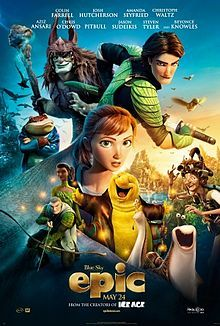 Epic Coming Soon to Blu-ray & DVD {Giveaway}