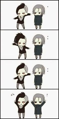 Uta and Yomo