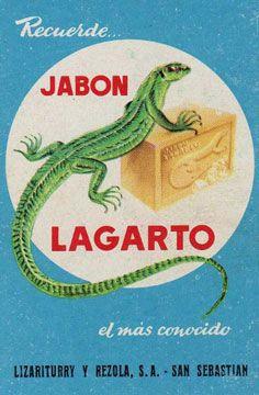 Jabon Lagarto                                                                                                                                                                                 Más