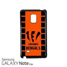 Cincinnati Bengals Samsung Galaxy Note EDGE Case Cover
