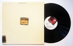 Mike Oldfield / LP Exposed GR: 2676 719 White-picture labels