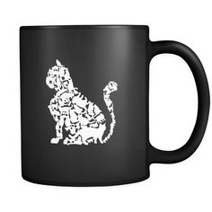 Can You Count All The Cats - Mug