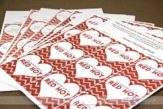 Red Hot Memory Game- just print and play.  The perfect, instant, at-home date night!  www.TheDatingDivas.com #datenight #dateideas #datingdivas