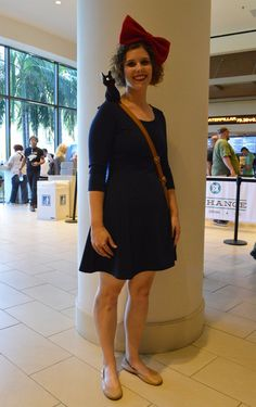 Pin for Later: We Can't Get Enough of the Creative Cosplays From Comic-Con 2016 Kiki — Kiki's Delivery Service