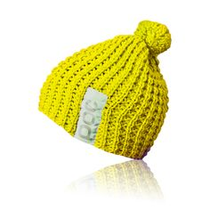 Our stylist, James Sanders, would absolutely recommend a bright beanie such as this to hit the slopes with.