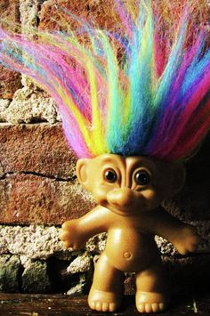 My favorite troll when I was a kid