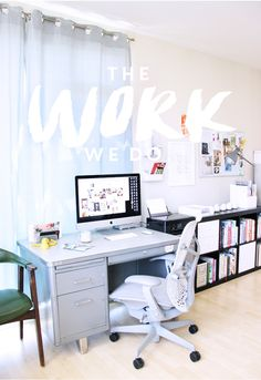 THE WORK WE DO: a fun interview I did with one of my favorite blogs, Hither & Thither