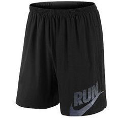 Nike Dri-Fit 7 Running Short with Boxer Brief - Men's Nike Fashion, Mens Fashion, Adidas Shoes Outlet, Site Nike, Apparel Design, Mens Clothing Styles, Alter, Gym Men, Moncler