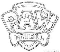 Image result for free printable paw patrol coloring pages
