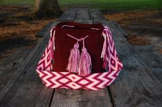 Authentic Handmade Wayuu Mochila  Bohemian Gipsy by loveandlucky