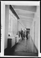 Corridor Of The Bauhaus, Dessau