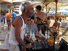 Radio Lefkada Beach Party at Paleros Yacht Club summer 2012