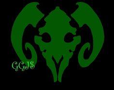 Logo Juggerteam Die Grasgrünen Juggerschafe