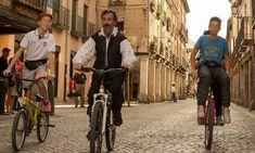 El álbum de fotos del Cervantes de El Ministerio del Tiempo en la Alcalá del siglo XXI - http://www.dream-alcala.com/album-fotos-del-cervantes-ministerio-del-tiempo-la-alcala-del-siglo-xxi/