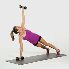 Ausdruckbares Workout: Ganzkörper Workout